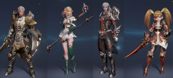 Lineage 2 Revolution GamePlay