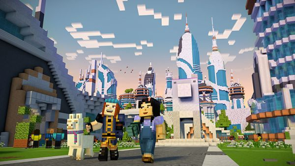 Minecraft Story Mode Season 2 APK