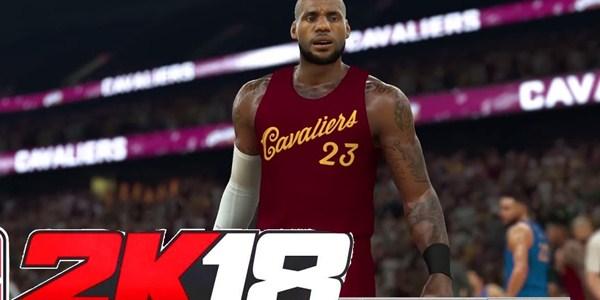 NBA 2k18 APK Download Free