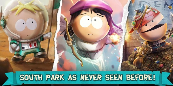 South park phone destroyer Android Download