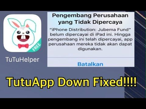 TutuApp Down