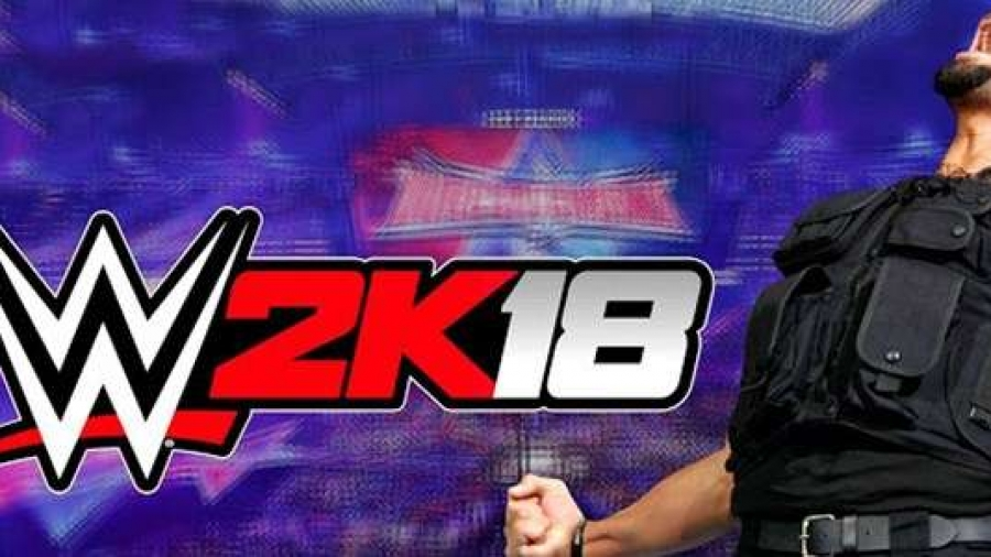 WWE 2k18 APK download