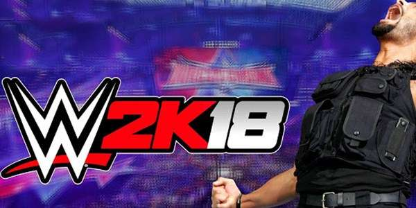 WWE 2k18 APK Download Free for Android (Data + OBB)