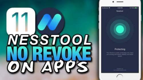NessTool No Revoke Apps