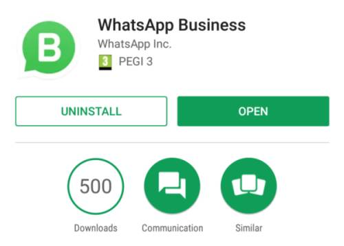 Download WhatsApp for Business