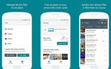 Files Go APK Download for Android by Google!