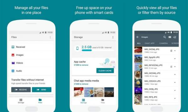Download Google Files Go App for Android