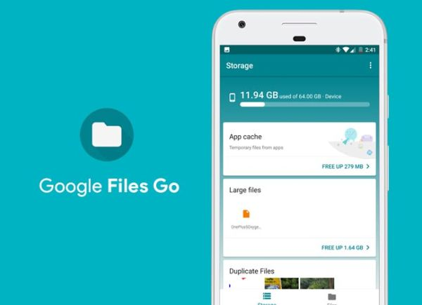 Download Google Files Go APK