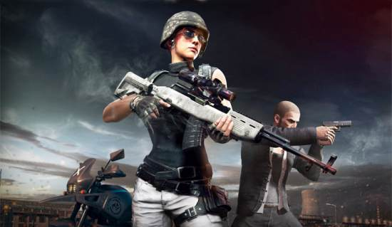 PlayerUnknown's Battlegrounds Android APK