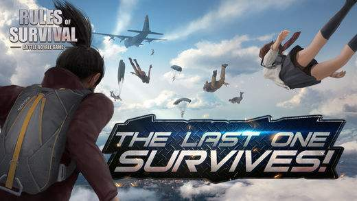 Rules of Survival for Android iOS