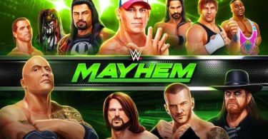 WWE Mayhem APK Download