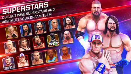 WWE Mayhem Android Mod APK