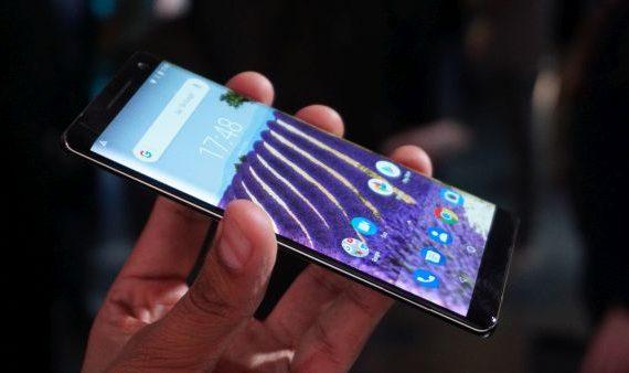 Nokia 8 Sirocco, Nokia 7 Plus and Nokia 6 Launched