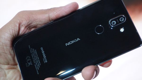 Nokia 8 Sirocco specification