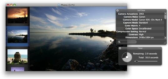 Sequential 2 Image Viewer for Mac with CBR Compatibility