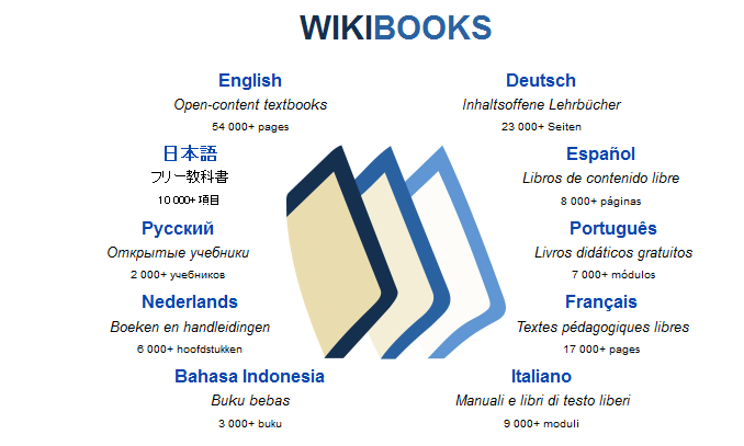 Wikibooks ebook torrent