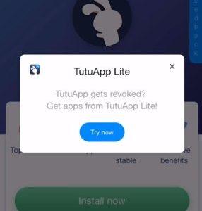 TutuApp Lite iOS 12 FREE Download! Tutu Lite APK!