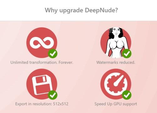 Download DeepNude for Linux and Mac