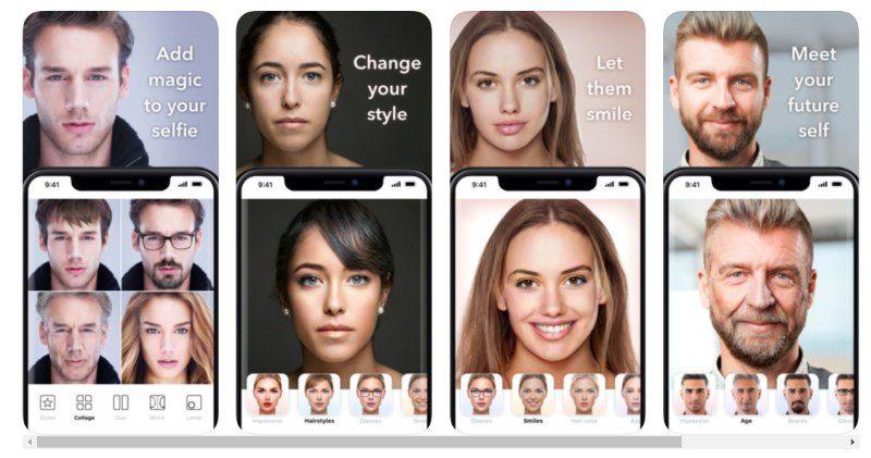 FaceApp Pro iOS Free