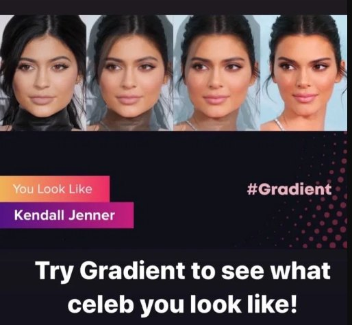 Gradient Photo Editor App