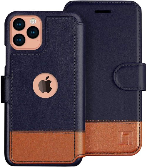 LUPA iPhone 11 Pro Wallet case with Card Holder