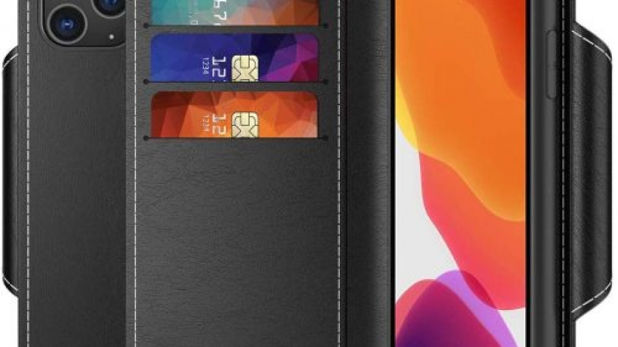 Maxboost iPhone 11 Pro Wallet Case