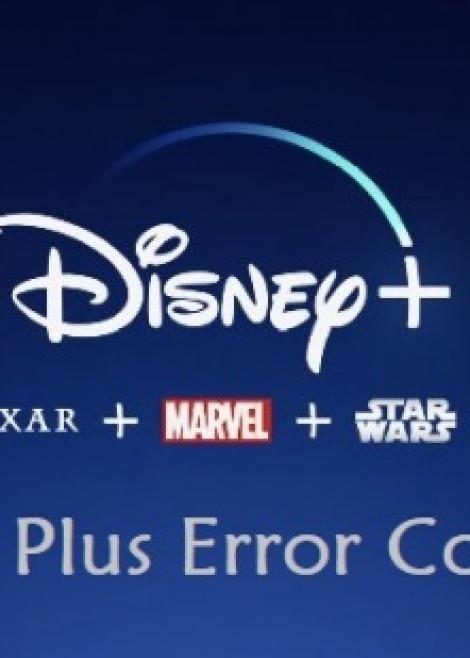 Disney Plus Error Code List