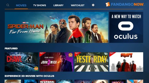 Fandango Now Movies and Web Series Online