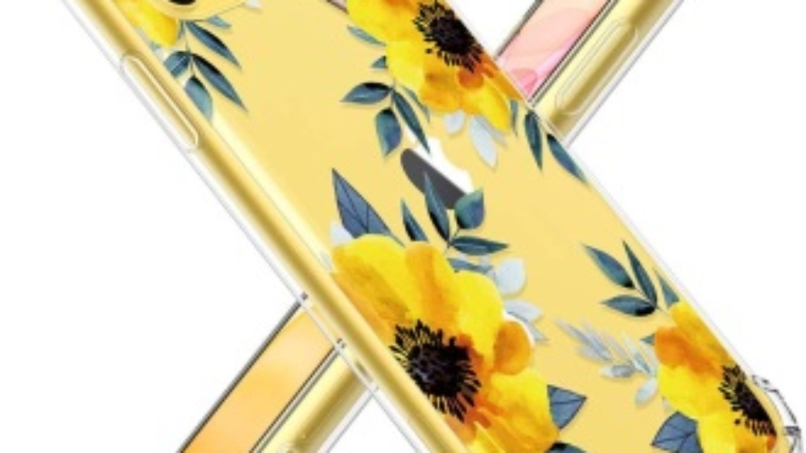 Gviewin iPhone 11 Floral Case