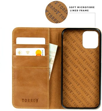 TORRO iPhone 11 Pro Max Leather Cases