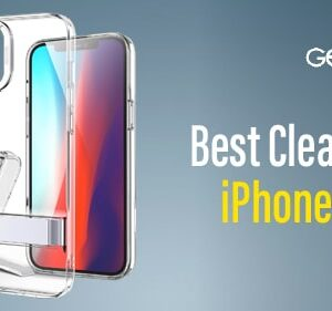 Best Clear Cases for iPhone 12 and iPhone 12 Pro