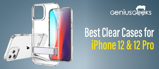 Best Clear Cases for iPhone 12 & 12 Pro – The Top Covers!