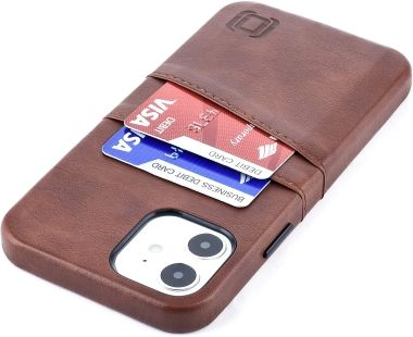 Best iPhone 12 Pro Wallet Case from Dockem with Magnetic Metal Plate for Mounting