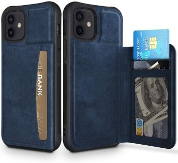 Caka Wallet Case for iPhone 12 Mini