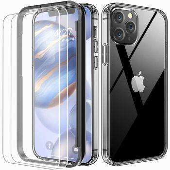Floveme iPhone 12 Pro Clear Case