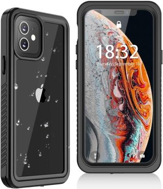 Oterkin iPhone 12 Mini Waterproof Case