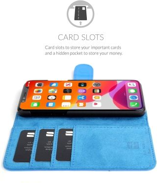 Snugg iPhone 12 Mini Wallet Case