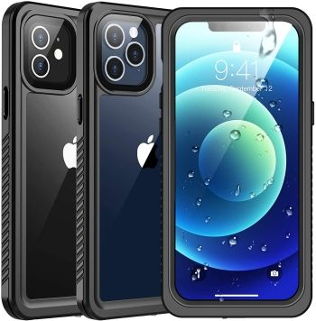 Spidercase iPhone 12 Pro and iPhone 12 Waterproof Case