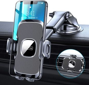 Torras Ultra Durable Universal Car Mounts for iPhone 12 Series