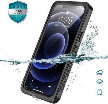 Vapesoon Waterproof Case for iPhone 12 Mini
