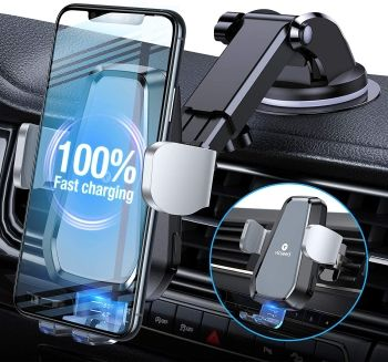 Vicseed Wireless Car Charger for iPhone 12 Pro Max