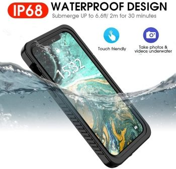 iPhone 12 Pro Waterproof Cases from Nineasy