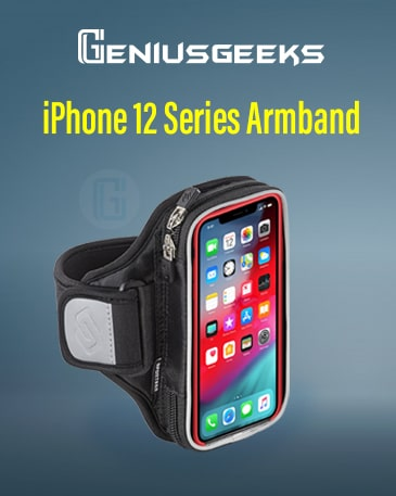 Best Armband for iPhone 12, 12 Pro, 12 Pro Max & iPhone 12 Mini!