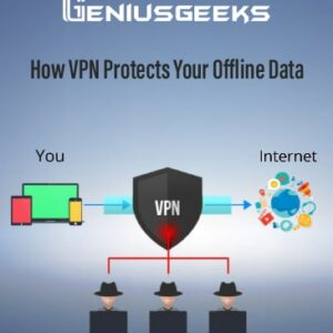 How VPN Protects Your Offline Data