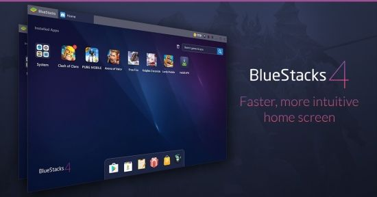 Installing wrong version of Bluestacks