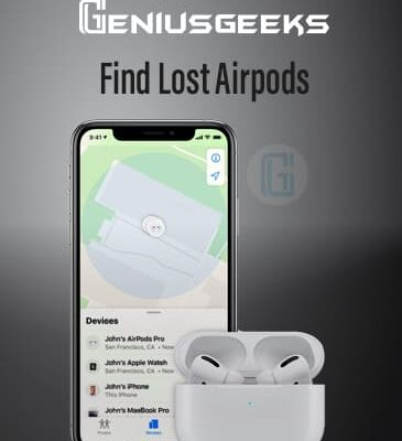 Here's How to Find Lost AirPods That are Offline!