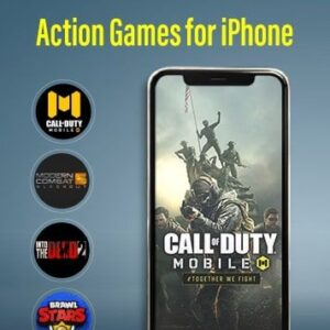 Best Action Games for iPhone and iPad