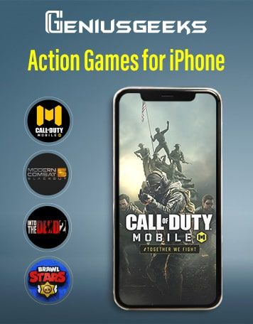 15 Best Action Games for iPhone & iPad!