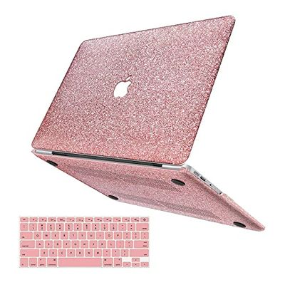Anban Glitter Bling Smooth Shell 13 inch Case