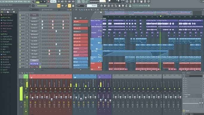 Produce Classy Music with FL Studio 20 on any MacBook Pro